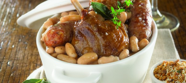 French Cassoulet Recipe